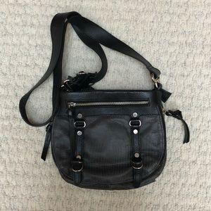 Tano Crossbody Leather Handbag